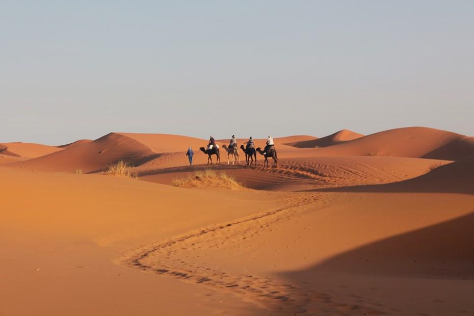 Deserto Merzouga