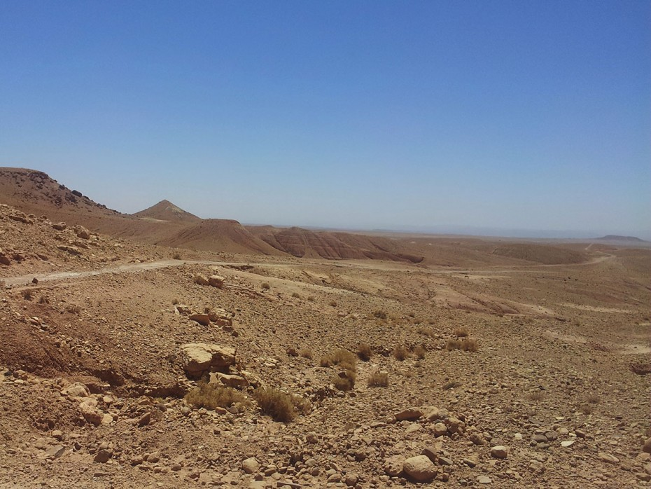 THE OASIS OF SKOURA, JEBEL SARHRO AND THE DRAA VALLEY BY MOUNTAIN BIKE
